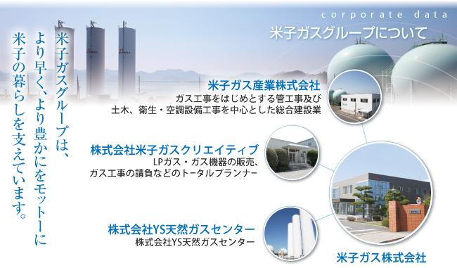 企業情報 : 米子ガス株式会社|...